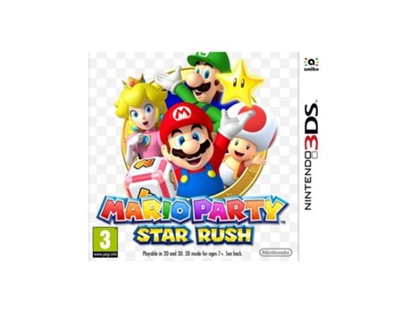 Jogo Nintendo 3DS Mario Party - Star Rush