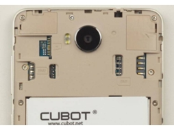 Smartphone CUBOT Cheetat 2 32GB Dourado — Android 6.0 / 5.5'' / MTK6753 Octa Core 1.3GHz
