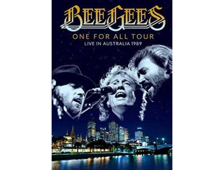 DVD Bee Gees - One For All Tour Live in Australia 1989 — Pop-Rock