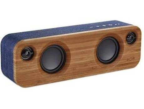 Coluna Bluetooth HOUSE OF MARLEY Get Together — Bluetooth