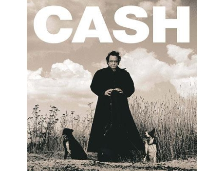 Vinil Johnny Cash - American Recordings — Pop-Rock