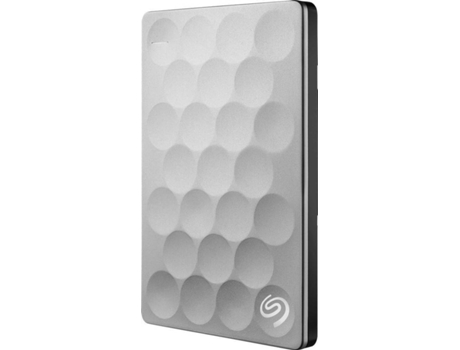 Disco Externo SEAGATE Backup Plus Ultra Slim 2TB — 2.5'' / 2 TB / USB 3.0