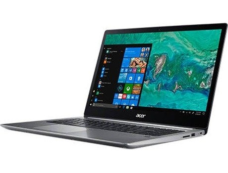 Portátil ACER Swift 3 SF315-41G - NX.GV8EB.003 (15.6'' - AMD Ryzen 5 2500U - RAM: 8 GB - 256 GB SSD - AMD Radeon RX 540) — Windows 10 Home | Full HD