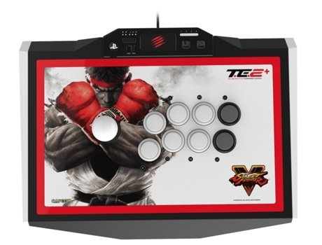Fightstick MAD CATZ Street Fighter V TE2+ — PS3 / PS4