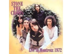 CD Stone The Crows - Live Montreux 1972