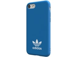 Capa ADIDAS Basics Iph8/7/6S/6 Plus Blue — Compatibilidade: iPhone 6, 6s, 7 e 8
