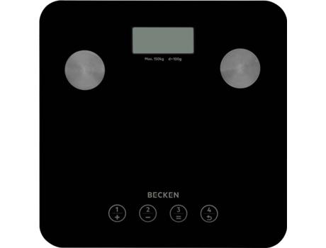 Balança Digital BECKEN Bas-3057 ( Peso máximo 150 kg) | [6033994 ]