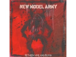 Vinil New Model Army - Between Wine And Blood