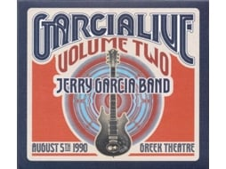CD Jerry Garcia Band - GarciaLive Volume Six, July 5th 1973, Lion's Share (2CDs)