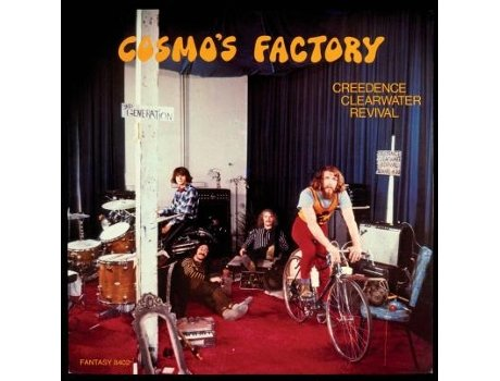 Vinil Creedence Clearwater Revival - Cosmos Fact — Alternativa / Indie / Folk