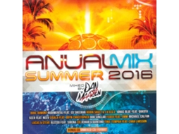 CD Anual Mix Summer 2016 — House / Electrónica