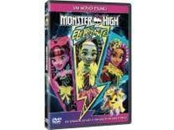 DVD Monster High: Eletrizante — De: Avgousta Zourelidi