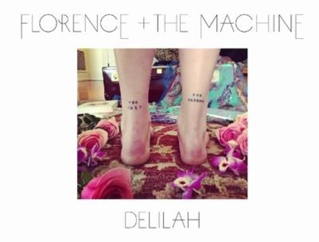 Vinil Florence+The Machine - Delilah/Only Love Can Break Your Heart — Pop-Rock