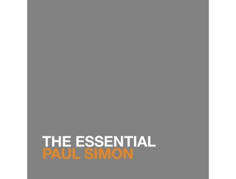 CD Paul Simon - The Essential — Pop-Rock