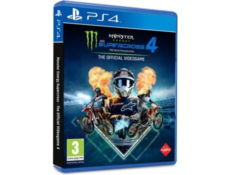 Jogo PS4 Monster Energy Supercross The Official Videogame 4