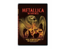 DVD Metallica - Some Kind Of Monster — Metal / Hard