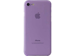 Capa TUCANO Nuvola iPhone8 Plus / iPhone 7 Plus Roxo — Compatibilidade: iPhone 8 Plus e iPhone 7 Plus