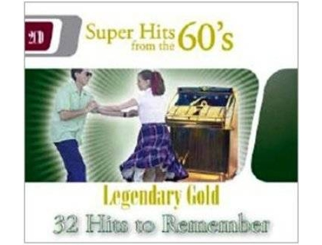 CD2 Super Hits of The 60's - 32 Hits to Remember — Pop-Rock