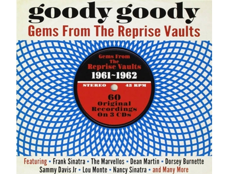 CD Goody Goody - Goody 2 Shoes & The Filthy Beasts (3CDs)