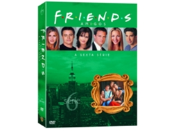 DVD Friends - Temporada 6 — Do realizador James Burrows
