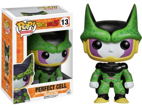 Figura Vinil FUNKO POP! Dragonball Z: Perfect Cell — Dragonball