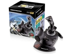Joystick Gaming THRUSTMASTER T-Flight Hotas — Preto | PC e PS3