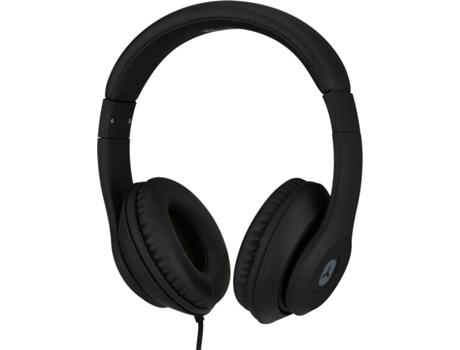 Auscultadores com Fio GOODIS GWH4093 (Over Ear - Microfone - Preto) | [6609860 ]