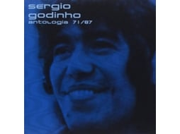 CD Sérgio Godinho - Antologia 71/67 — Alternativa/Indie/Folk