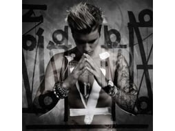 CD Justin Bieber - Purpose — Pop-Rock