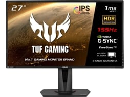 Monitor ASUS TUF Gaming VG27AQ27P (27'' - 155 Hz - 1 ms - G-Sync)