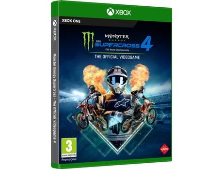 Jogo Xbox One Monster Energy Supercross The Official Videogame 4