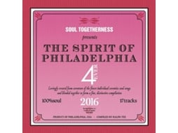 CD The Spirit Of Philadelphia 4 Ever