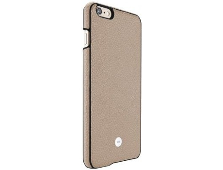 Capa JUST MOBILE Quattro Back iPhone 6, 6s Castanho — Compatibilidade: iPhone 6, 6s