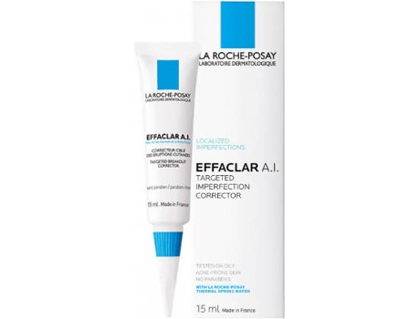 Tratamento Anti-imperfeições La Roche Posay Effaclar A.I (15 ml)