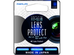 Filtro MARUMI Fit+Slim MC Protetor — 82MM