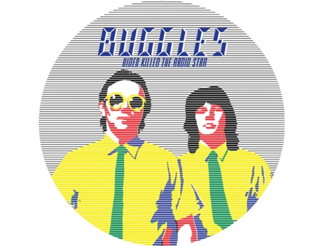Vinil LP The Buggles - Video Killed The Radio Star — Género: Pop-Rock