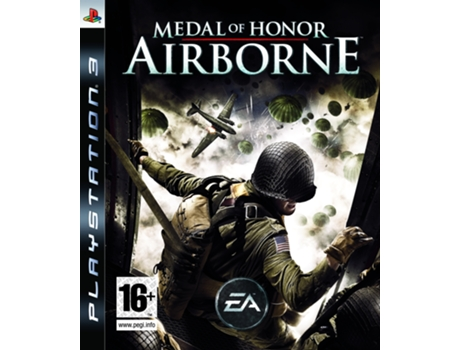 Jogo PS3 Medal Of Honor Airborne