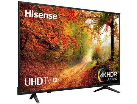 TV HISENSE 43A6140 (LED - 43'' - 109 cm - 4K Ultra HD - Smart TV)