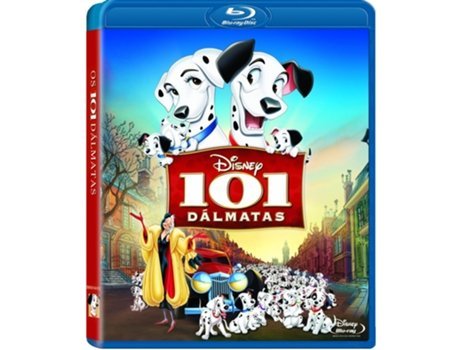 Blu-Ray 101 Dálmatas — Do realizador Disney