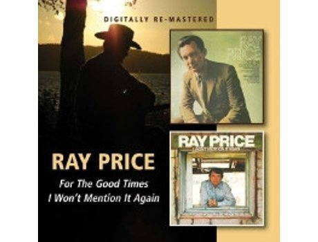 CD Ray Price - For The Good Times / I Won't Mention It Again