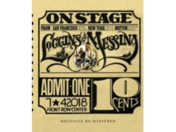 CD Loggins And Messina - On Stage