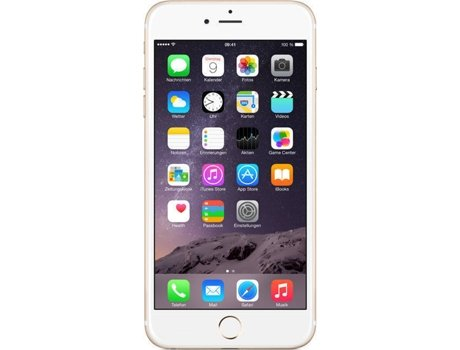 Recondicionado - Smartphone APPLE iPhone 6 Plus 16GB Dourado — Artigo Recondicionado / Usado