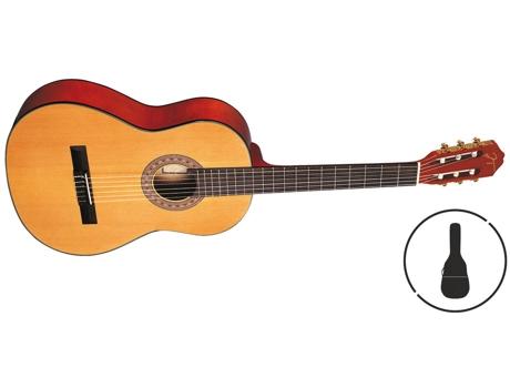 OQAN - Guitarra Clássica OQAN QGC-10 Cadete (19 Trastes - Corpo: Madeira de Tília)