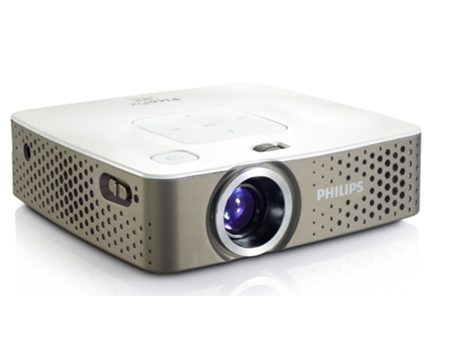 Projector Portátil PHILIPS PPX 3414 — WVGA