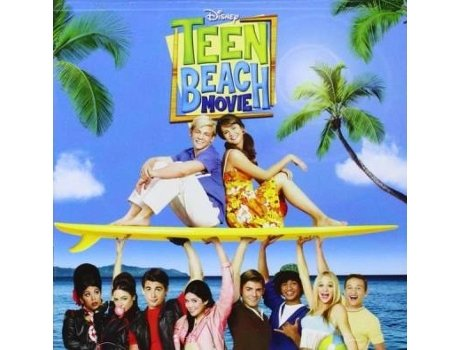 CD Vários Disney Karaoke Series: Teen Beach 2 — Infantil