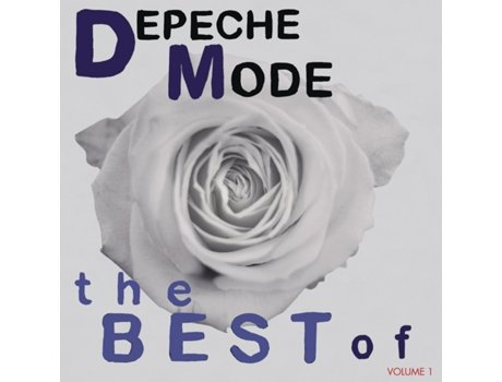 CD Depeche Mode - The Best of Depeche Mode vol.1 — Pop-Rock