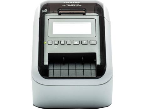 Impressora de Etiquetas BROTHER QL820NWB