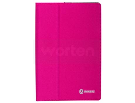 Capa Tablet GOODIS Rose (Universal - 8'' - Rosa) | [6014822 ]