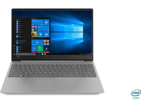 Portátil LENOVO Ideapad 330S-15IKB-437 - 81F501FCPG (15.6'', Intel Core i7-8550U, RAM: 8 GB, 256 GB SSD, AMD Radeon 535) — Windows 10 Home | Full HD