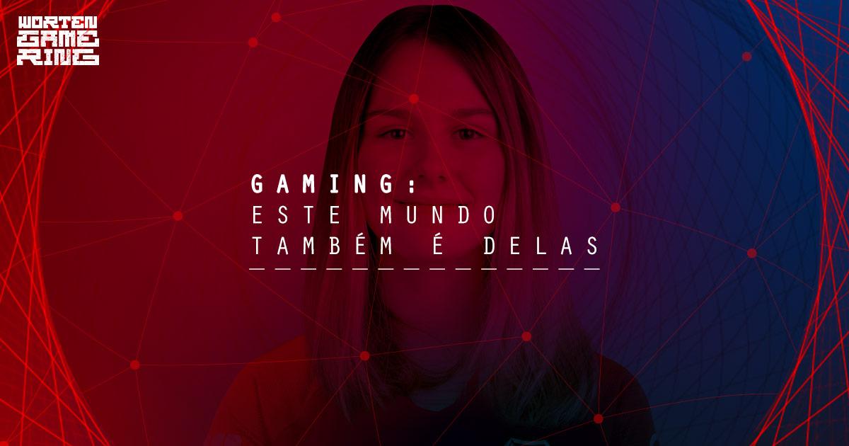 Gaming no Feminino